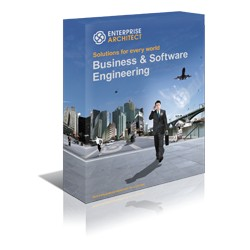 Enterprise Architect Business and Software Engineering Edition - Obnova licence