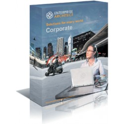 Enterprise Architect Corporate Edition - Obnova licence