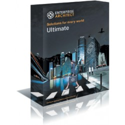Enterprise Architect Ultimate Edition - Obnova licence